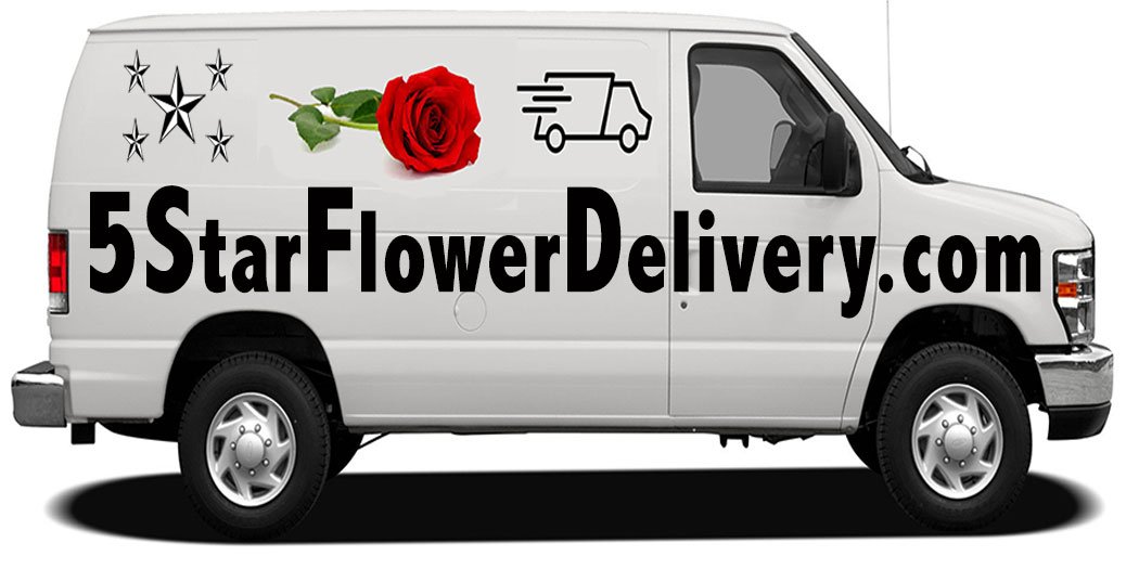 5 Star Flower Delivery
